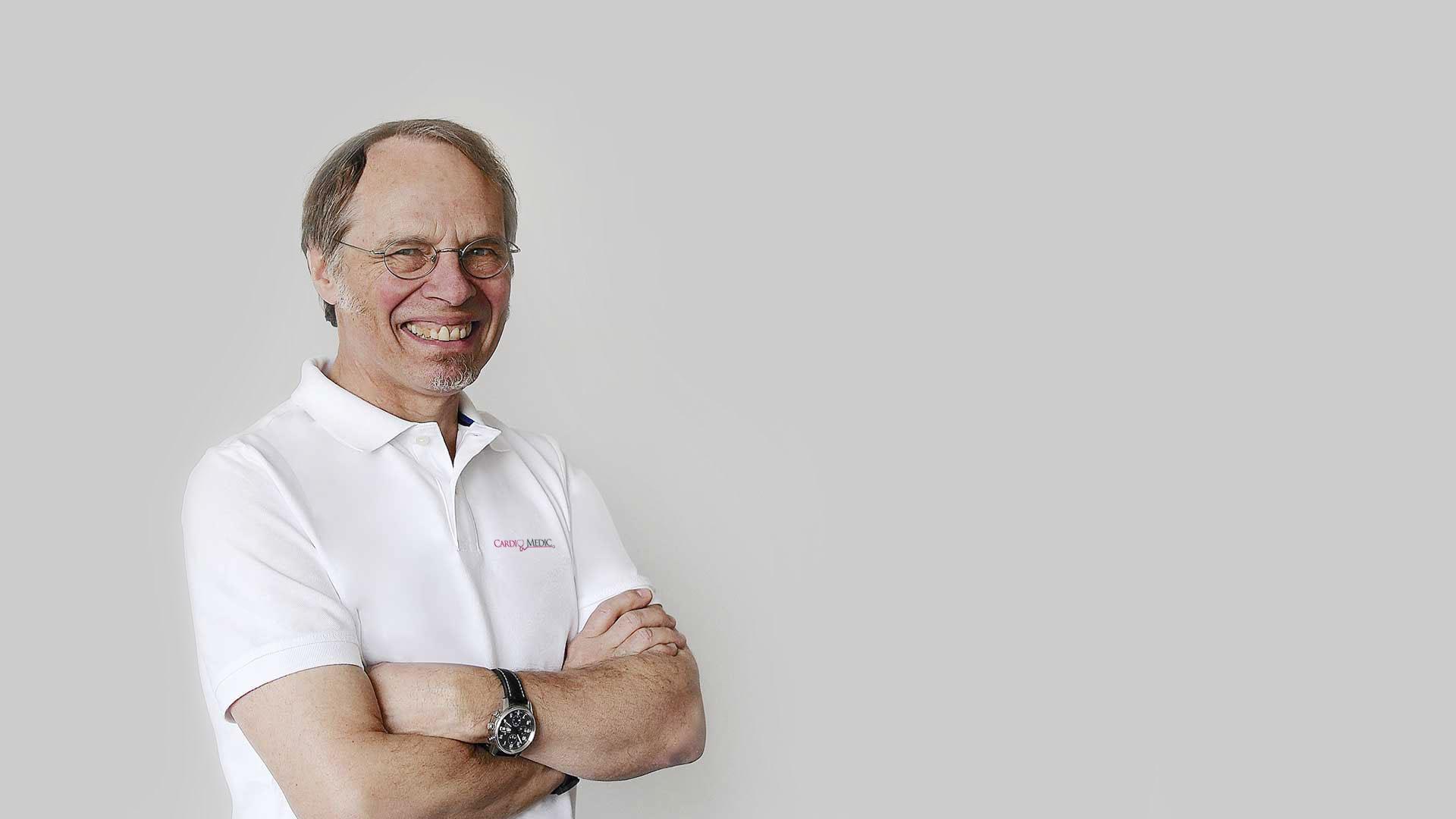 Dr. med. Michael Richter – Cardio Medic - Kardiologie Altstetten